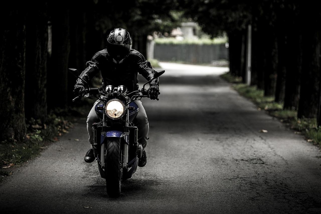 Akumulatory motocyklowe w użyciu