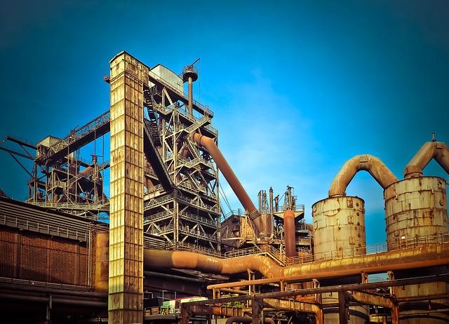 Przenoszenie maszyn dla przemysłu