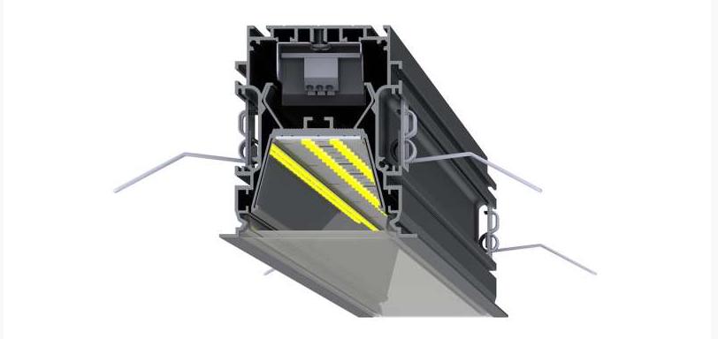 Profile LED wpuszczane