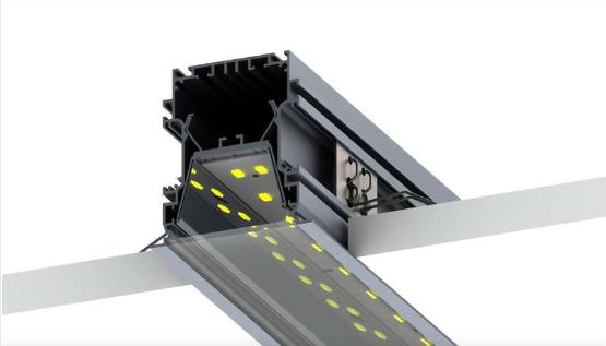 Profile LED wpuszczane rozmiary