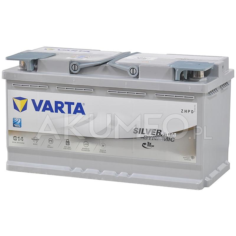 akumulator varta silver dynamic