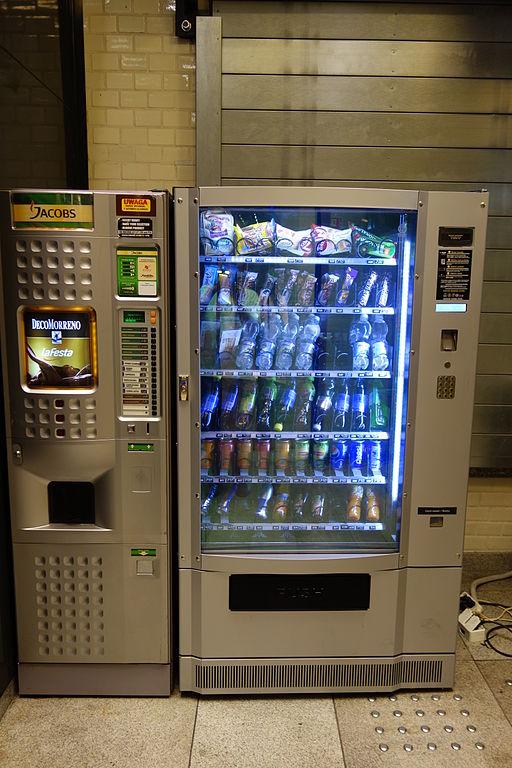 Automaty vendingowe na leasing