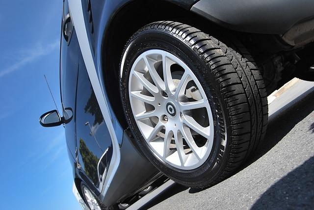 system poziomowania zawieszenia samochodu